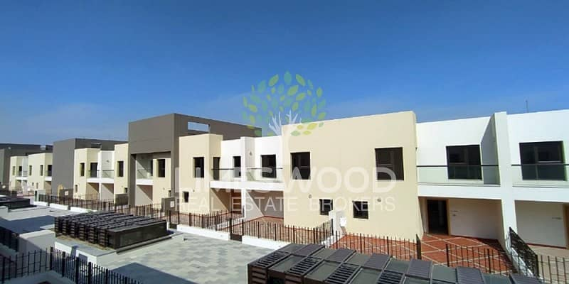 Modern Brand New 3BHK Souk Warsan Townhouses near E311