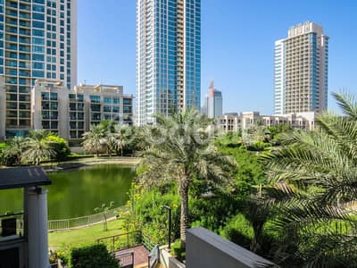 2 Bedroom Flat for Rent in The Views, Dubai - Spacious 2 BR apartment / Fountain & Partial Lake view / Clean and well maintained