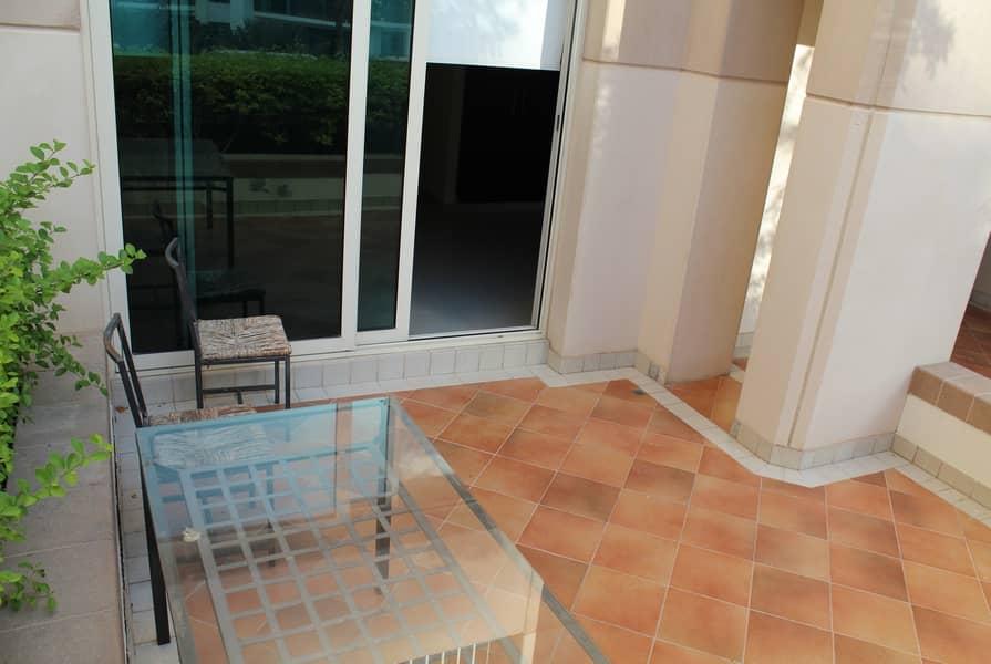 2 Amazing spacious Studio with terrace