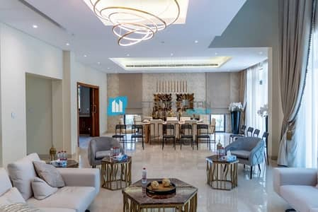 Vacant 5 Beds Villa| Modern Arabic Style|Furnished