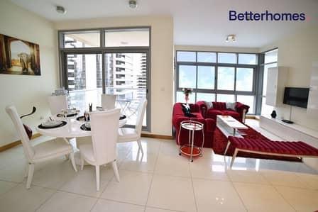 Furnished |High floor | Marina & Sea View