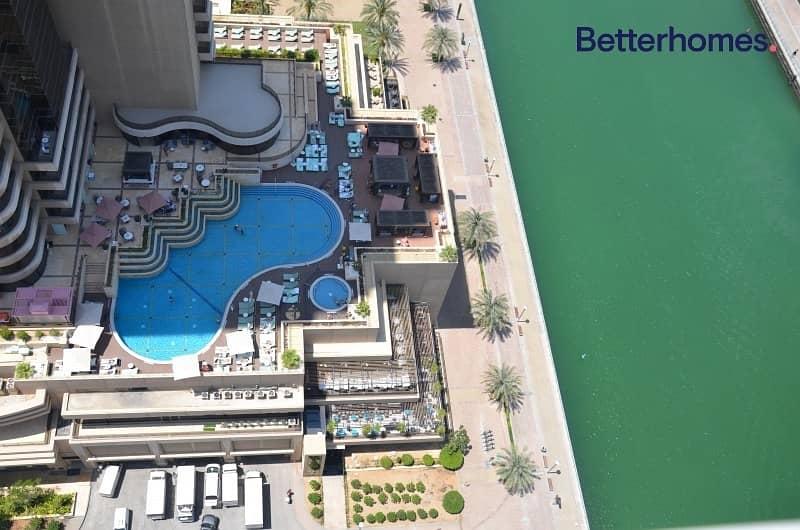 17 Furnished |High floor | Marina & Sea View