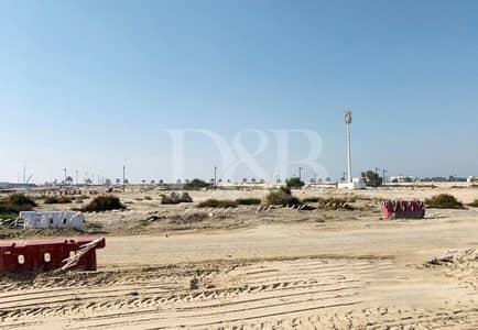 ارض سكنية  للبيع في الممزر، دبي - Al Mamzar Front Plot For Sale By MERAAS