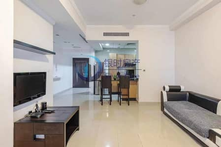 Beautifully furnished  apartment in tallest block in the world