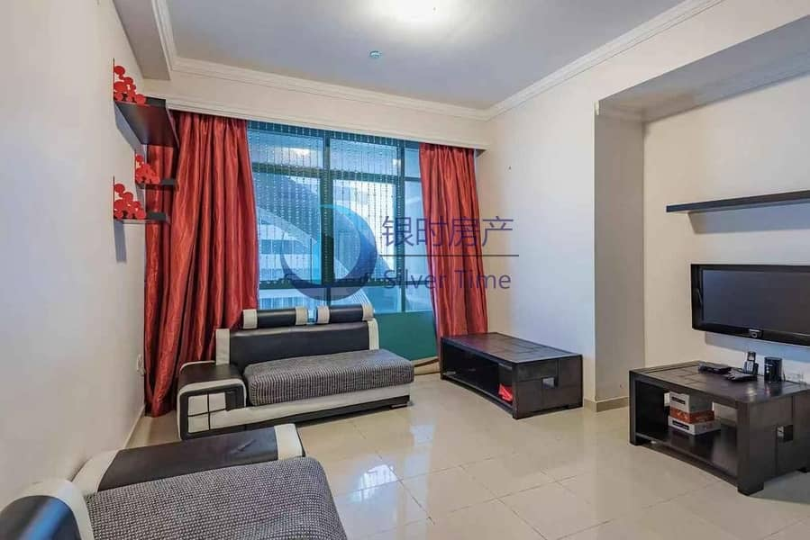 2 Beautifully furnished  apartment in tallest block in the world