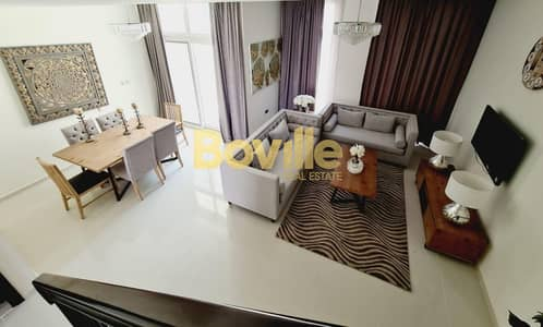 Fully Furnished| Vacant 3 Beds Townhouse| Type R2-M14