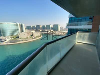 شقة 4 غرف نوم للبيع في شاطئ الراحة، أبوظبي - شقة في البندر شاطئ الراحة 4 غرف 7000000 درهم - 4867614