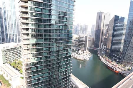 2 Bedroom Flat for Rent in Dubai Marina, Dubai - Huge 2 Beds On High Floor With Marina Views