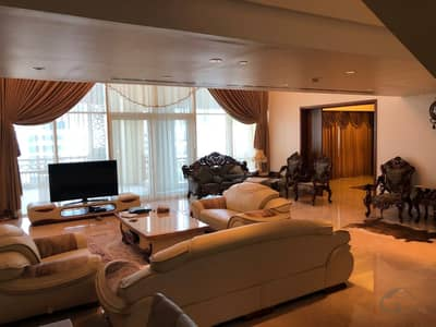 4 Bedroom Apartment for Rent in Palm Jumeirah, Dubai - Huge 4 Bedrooms I Luxuriously Furnished I Well Maintained!