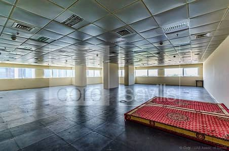 Well- located fitted office in Corniche Road
