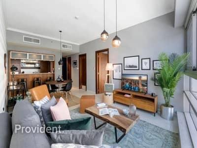 1 Bedroom Flat for Sale in Dubai Marina, Dubai - Beautifully Furnished Unit High ROI Negotiable