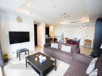 1 Bedroom Apartment for Sale in Jumeirah Lake Towers (JLT), Dubai - Furnished Reduced Price Unit Urgent Seller