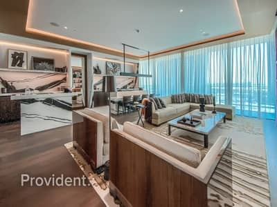 بنتهاوس 5 غرف نوم للبيع في الخليج التجاري، دبي - Panoramic Marina View