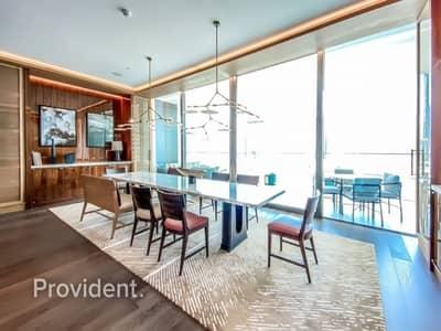 بنتهاوس 5 غرف نوم للبيع في الخليج التجاري، دبي - Premium Residence with a private pool