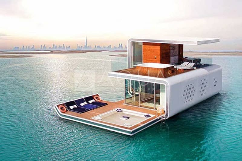 Floating Villa | 10% Yield Guarantee for 10 yrs
