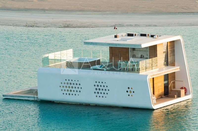 2 Floating Villa | 10% Yield Guarantee for 10 yrs