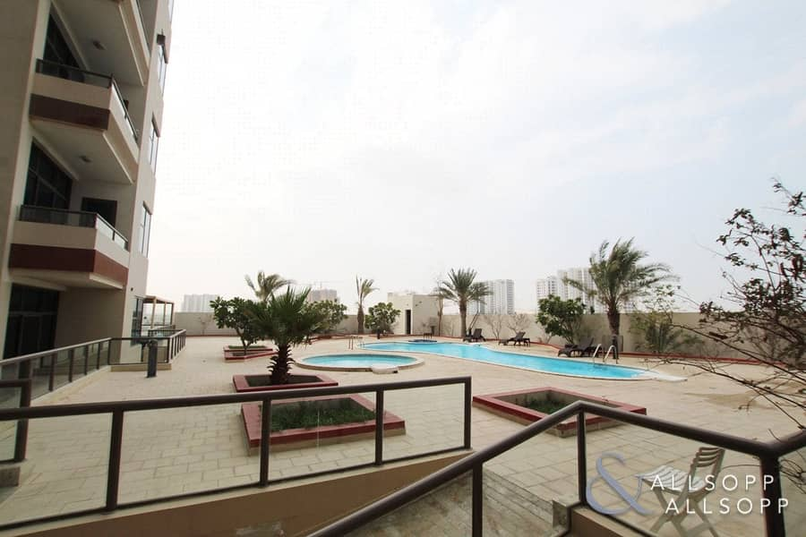 Pool View | Garden Apartment | 3 Bedrooms