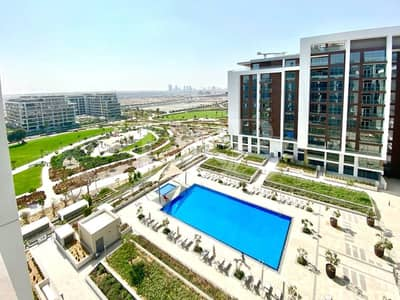 2 Bedroom Flat for Rent in Dubai Hills Estate, Dubai - Pool & Park View | Closed Kitchen | Chiller Free