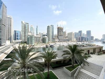 شقة 3 غرف نوم للايجار في دبي مارينا، دبي -  Price Negotiable