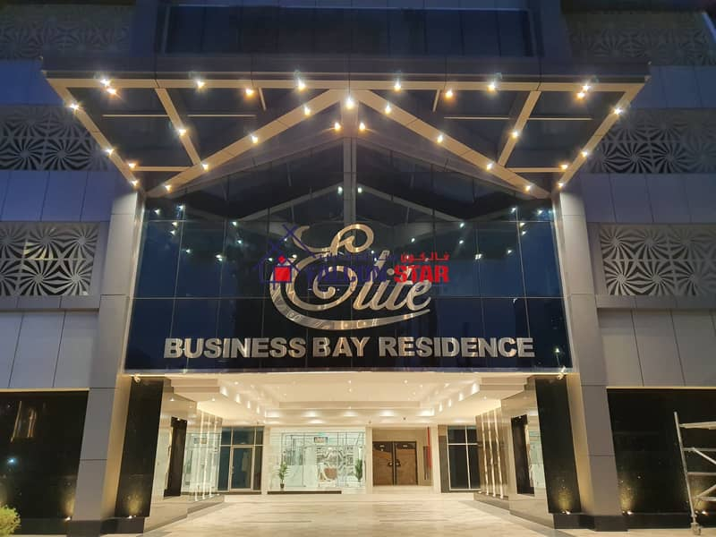 2 BRAND NEW | FURNISHED 1 BEDROOM | NO DEPOSITS FOR DEWA AND CHILLER
