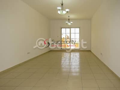 2 Bedroom Apartment for Sale in Jumeirah Village Circle (JVC), Dubai - Vacant  Huge 2 Bedroom apartment in Arezzo