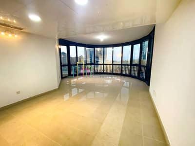 شقة 3 غرف نوم للايجار في شارع السلام، أبوظبي - Exquisite 3 Bedroom Apartment with Balcony
