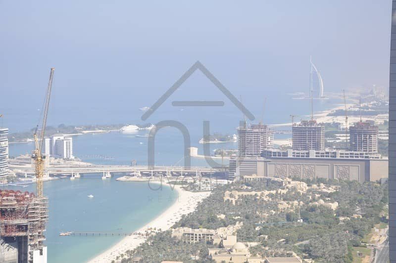 2 Spacious Fendi One Bedroom With Full Sea And Palm View
