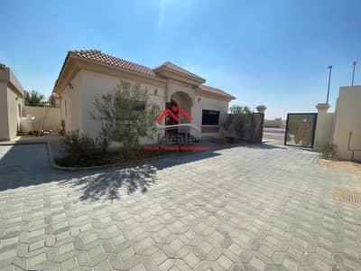 فیلا 5 غرف نوم للايجار في مدينة شخبوط (مدينة خليفة ب)، أبوظبي - Stunning villa with first class finishing and huge yard