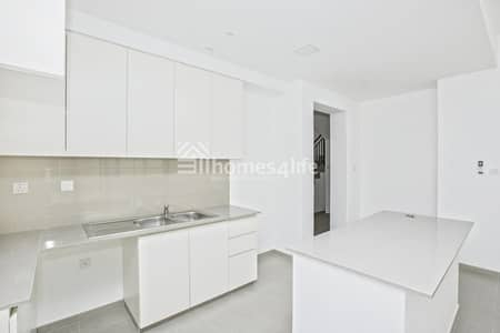 4 Bedroom Townhouse for Rent in Town Square, Dubai - Boulevard View   Vacant   Close To The Entrance