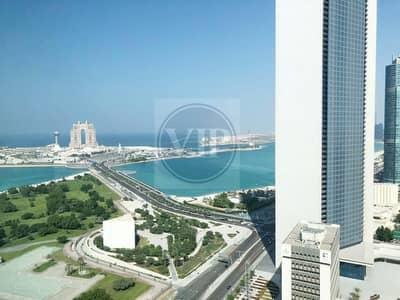 2 Bedroom Flat for Rent in Corniche Road, Abu Dhabi - SEA VIEW l Splendid 2BR Apt l ALL AMENITIES