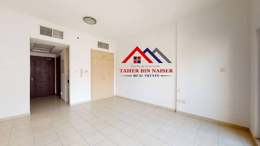 Studio for Rent in Discovery Gardens, Dubai - LOWEST RENT CHILLER FREE!!Large Studio with Balcony in Street 1, Zen Cluster Available