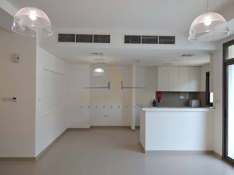 Brand New | Upgraded 3BR+maids TH| Town Square