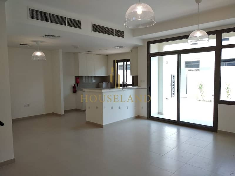 2 Brand New | Upgraded 3BR+maids TH| Town Square