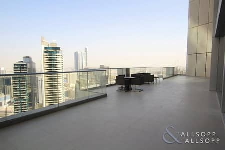 1 Bedroom Flat for Sale in Downtown Dubai, Dubai - 1 Bedroom | Rare Layout | Large Terrace.