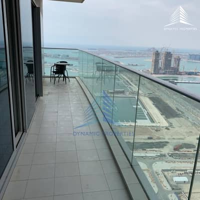 Spectacular views - Fully Furnished - High Floor