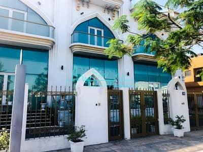 9 Bedroom Villa for Rent in Umm Suqeim, Dubai - Palace Villa for Commercial | Main Road | For Luxury Business