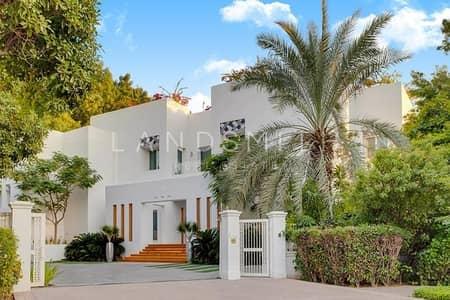 7 Bedroom Villa for Sale in Emirates Hills, Dubai - Unique Opportunity 2 Plots Merged With 1 Villa