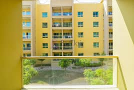 1bedroom apartment/ chiller free/ Garden view/ The Greens