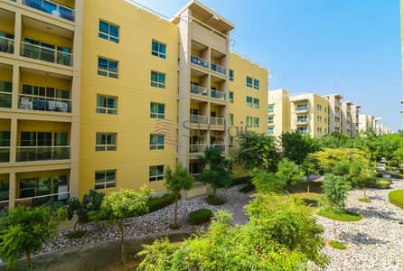 1 Bedroom Flat for Rent in The Greens, Dubai - 1bedroom apartment/ chiller free/ Garden view/ The Greens