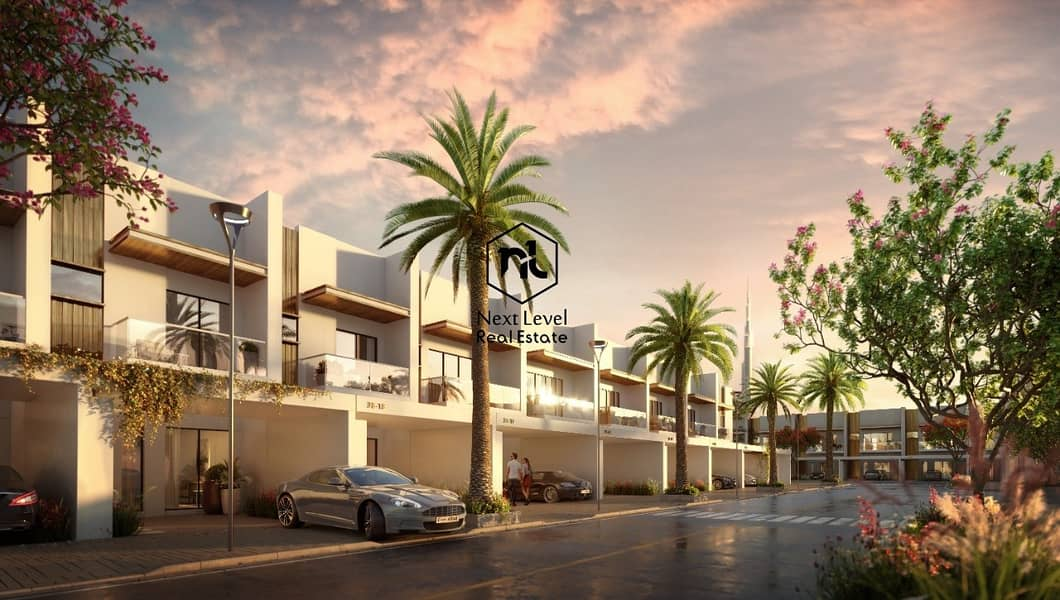 2 Affordable townhouse in Meydan