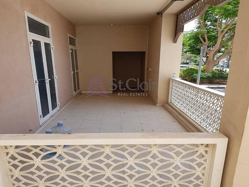 Huge Balcony I 3BHK + Maids I Rented