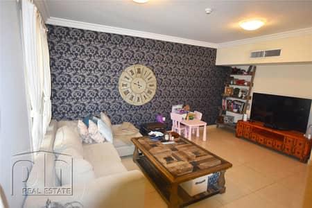 3 Bedroom Villa for Sale in Jumeirah Village Circle (JVC), Dubai - 3 Bed Mirabella|5 Bath + maids|Parking Aluminum Fence