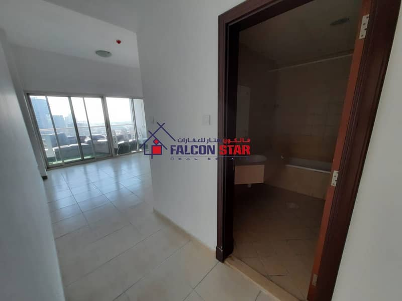 2 HIGHER FLOOR - FULL GOLF VIEW - LARGE SIZE ONE BHK