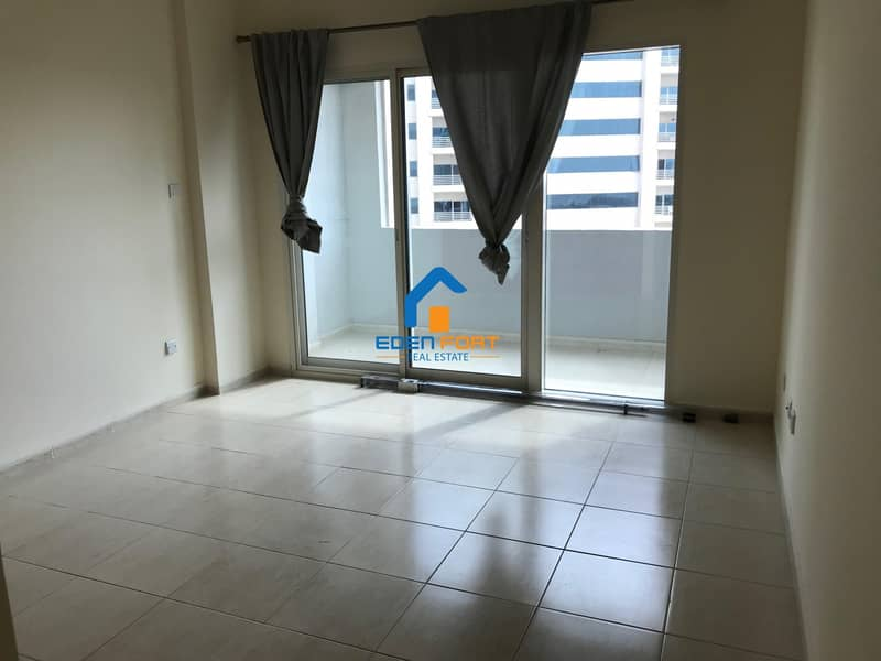 10 Chiller Free I Unfurnished I 1BHK I Dubai Sports City