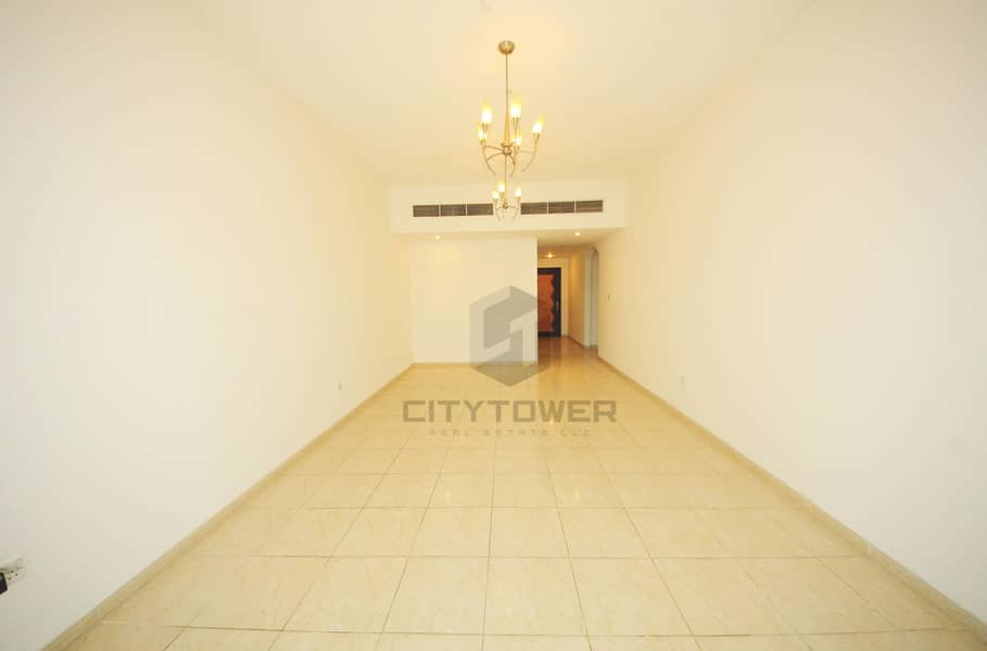 Massive two Bedroom and Maid Room In Oud Metha