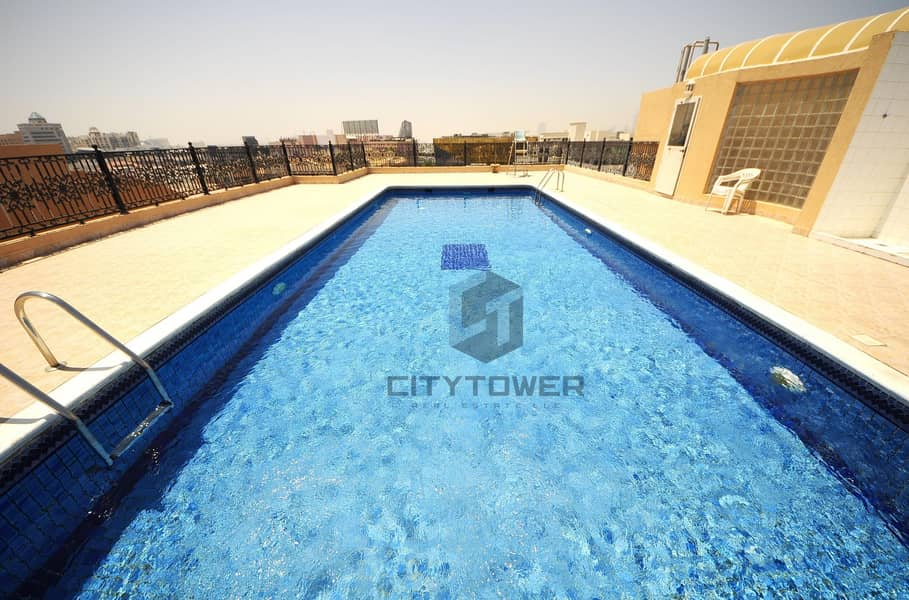 23 Massive two Bedroom and Maid Room In Oud Metha