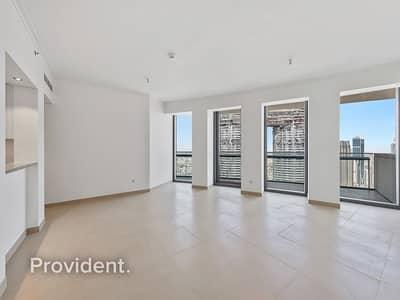 فلیٹ 3 غرف نوم للايجار في وسط مدينة دبي، دبي - Burj Khalifa and Fountain View | Negotiable