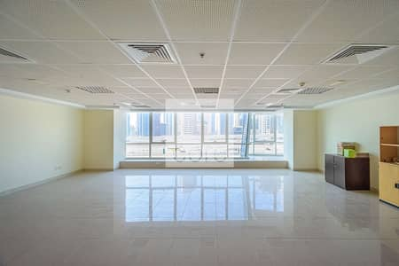 Office for Rent in Jumeirah Lake Towers (JLT), Dubai - Fitted Office | Walking Distance to Metro