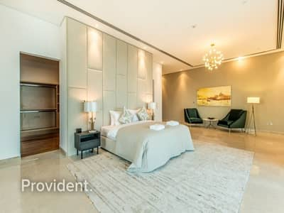 4 Bedroom Penthouse for Rent in Palm Jumeirah, Dubai - Exclusive | Fully furnished with Alluring Sea View