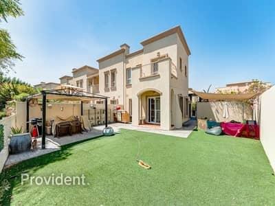 فیلا 2 غرفة نوم للايجار في الينابيع، دبي - Exclusive and Managed | Park View | Facing Lake